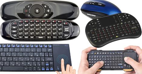 Клавиатуры, мыши, пульты